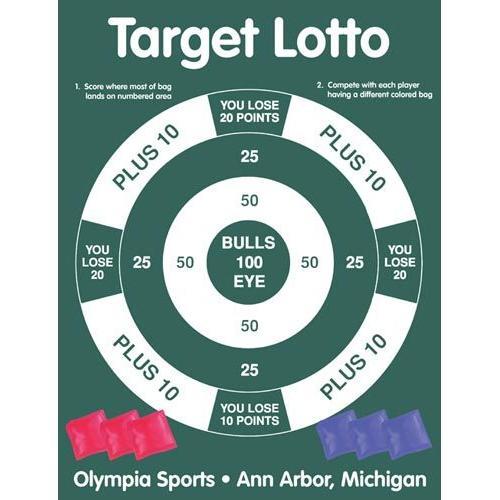 Bullseye Target Toss