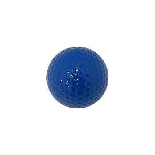 Colored Golf Balls - Blue (Dozen)