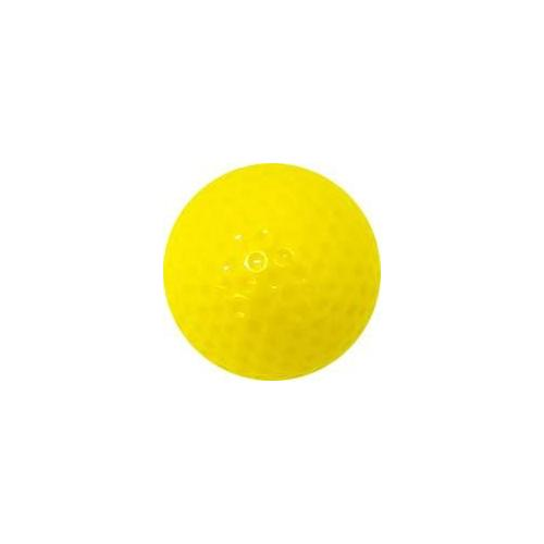 Colored Golf Balls - Yellow (Dozen)