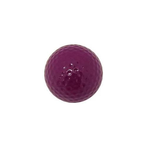 Colored Golf Balls - Purple (Dozen)