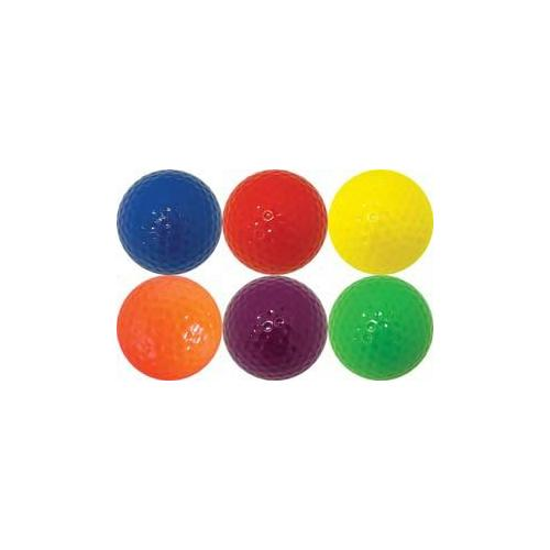 Colored Golf Balls - 2 each color