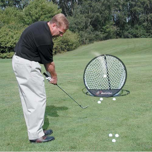 Pop-Up Chipping Net