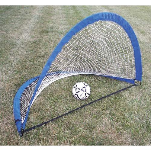"Extreme Soccer Pop-Up Goals - 72""W x 42""H x 42"" Base"
