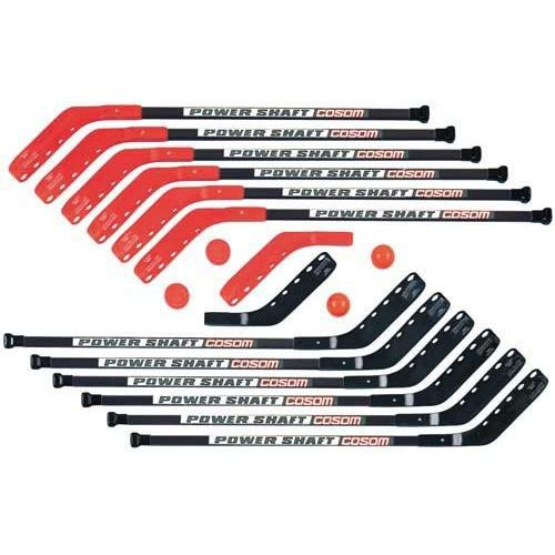 "52"" Junior Power Shaft Hockey Set"