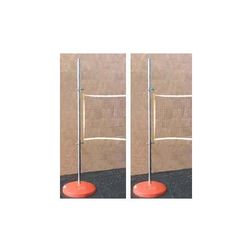 Fillable Game Bases with 6' Poles & Slides (Set)
