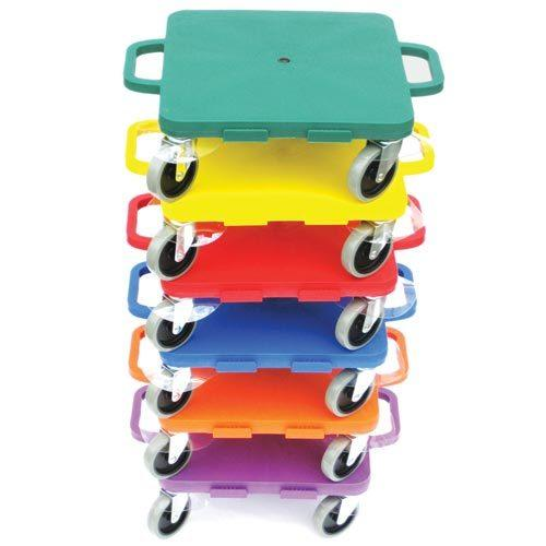 """All Surface Connect-A-Scooters - 16"""" (Set of 6 Colors)"""