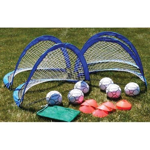 4-Goal Value Pack-Size 4 Balls