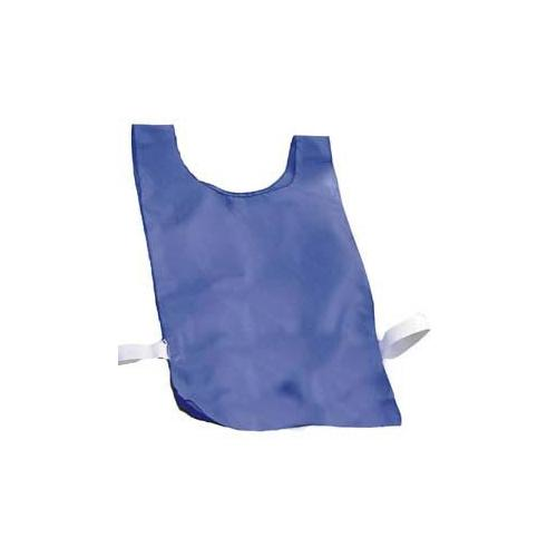 Nylon Plain Pinnies - Blue