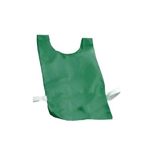 Nylon Plain Pinnies - Green