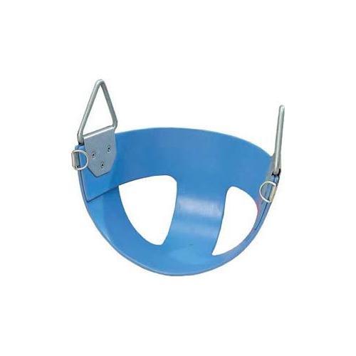 Bucket Rubber Swing Seat - Blue