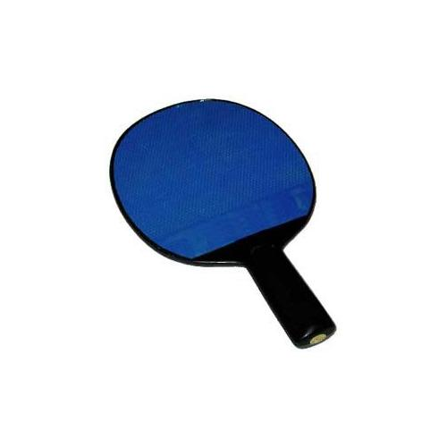 Poly Table Tennis Paddle w/ Rubber Face