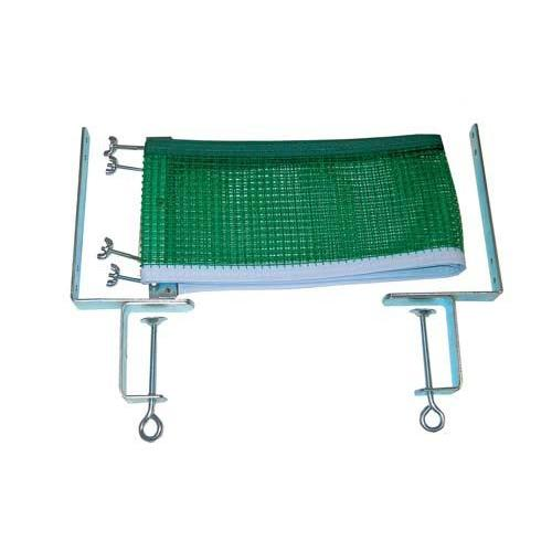 Screw-On Table Tennis Net & Post Set