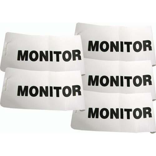 I.D. Armbands - Monitor (Set of 5)