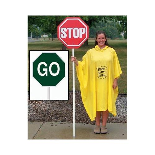 Stop/Go Sign w/o Lights