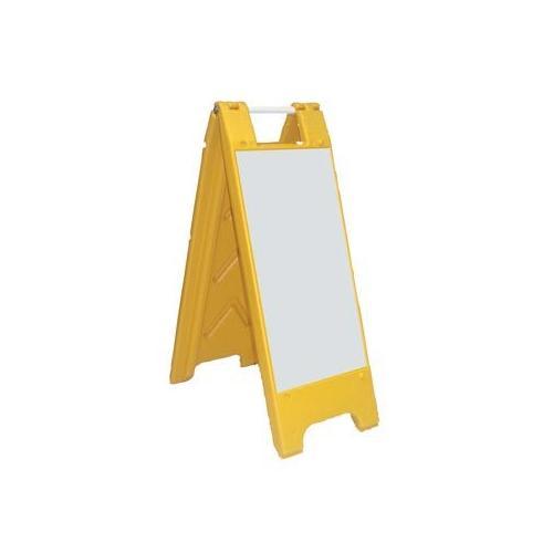 Fold-Up Sign - Dry Erase