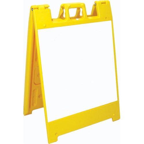 Jumbo Fold-Up Sign - Dry Erase