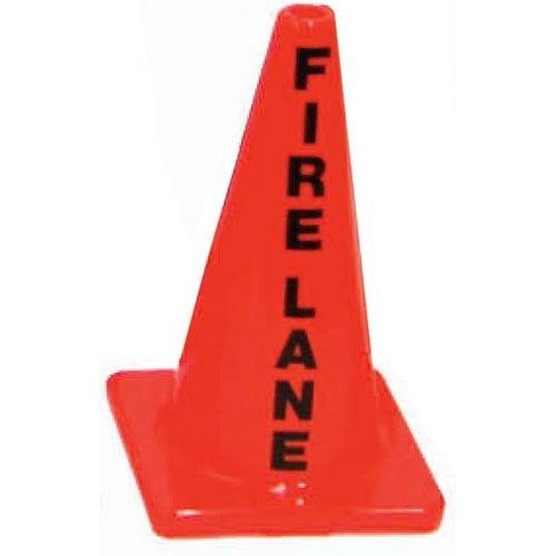 """18"""" Message Cone - Fire Lane"""