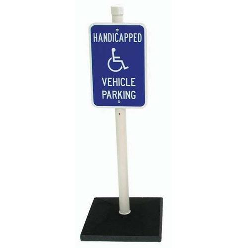 ENVIROform 20 lb. Parking Lot Sign Unit