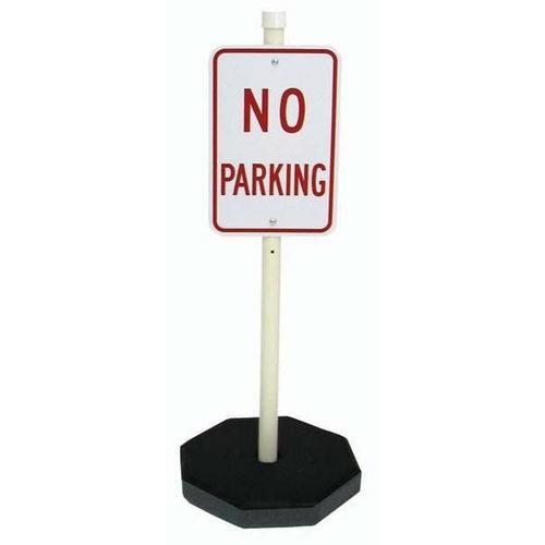 ENVIROform 30 lb. Parking Lot Sign Unit