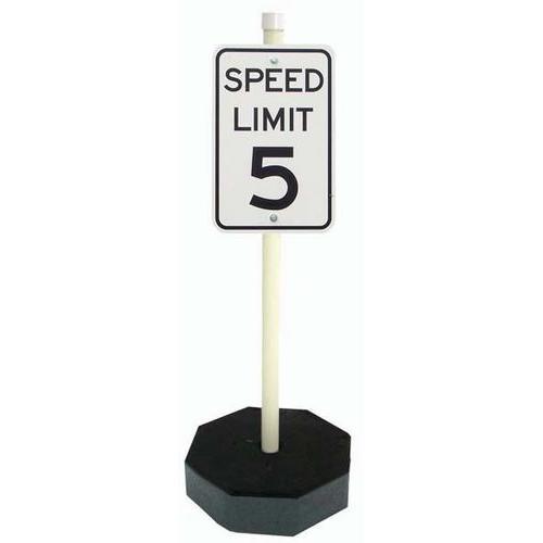ENVIROform 60 lb. Parking Lot Sign Unit