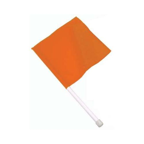 Hand-Held Flag - Orange