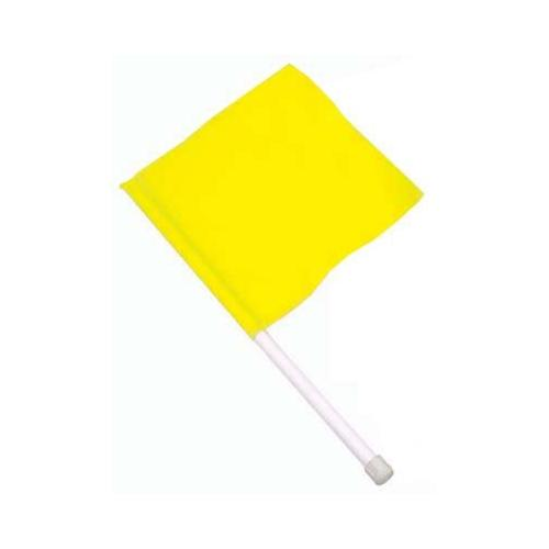 Hand-Held Flag - Yellow