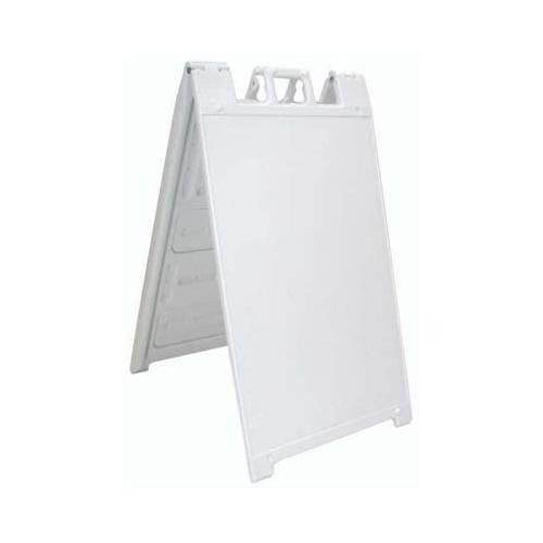 "25"" wide x 45"" Message Board - White"