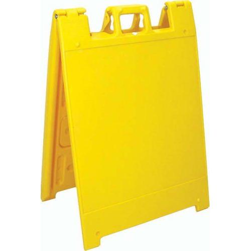 Jumbo Fold-Up Sign - Plain