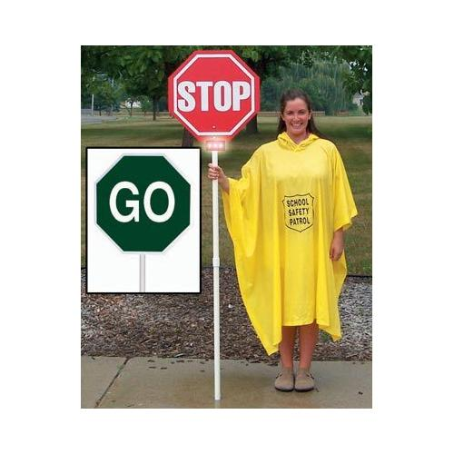 Stop/GO Sign w/ Lights
