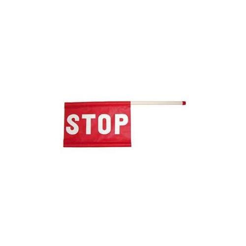 "13"" x 20"" Wand Type Stop Sign"