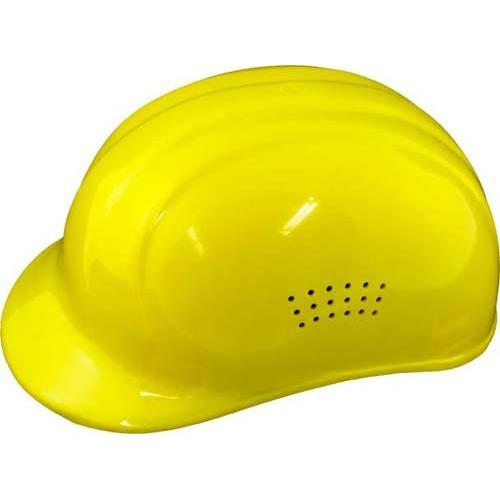 Yellow Crossing Guard Helmet