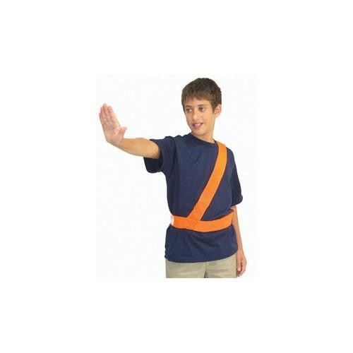 Orange Safety Patrol Belt - Large