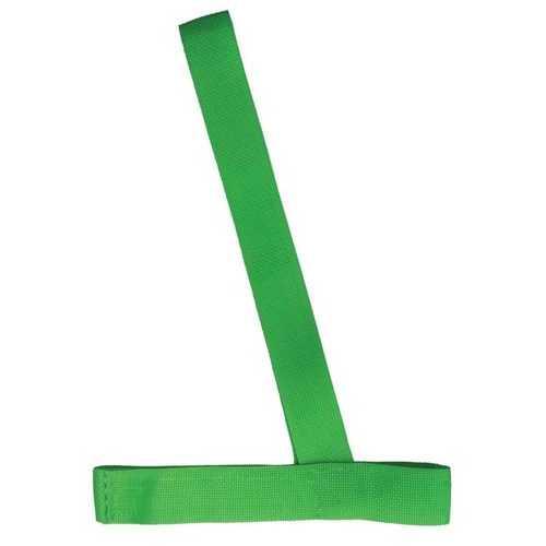 Lime Green Safety Patrol Belt - Large