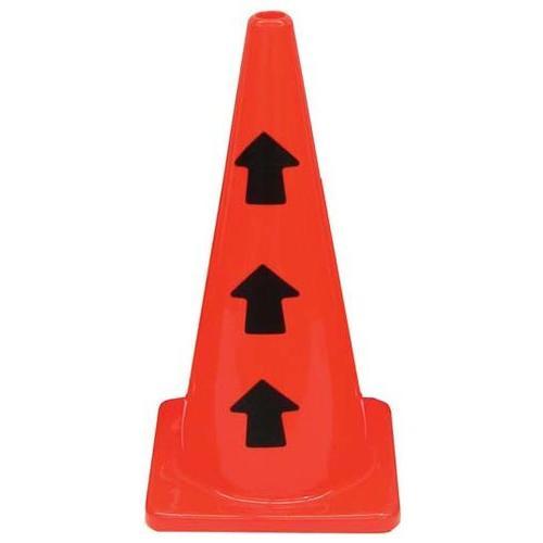 "28"" Directional Arrow Cone - Straight Ahead"