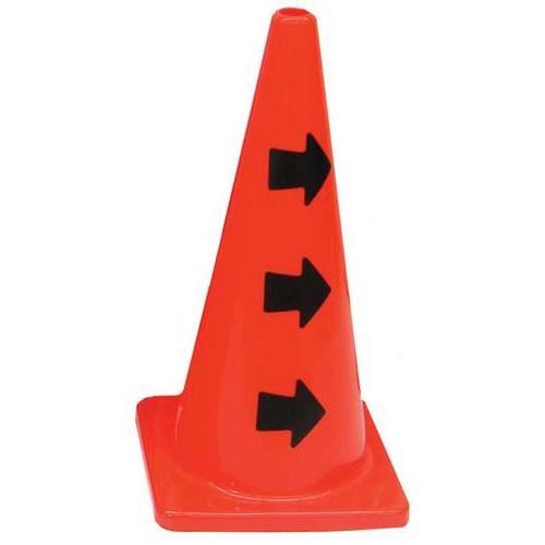"""28"""" Directional Arrow Cone - Right Arrows"""