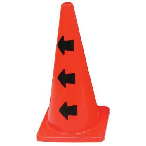 """28"""" Directional Arrow Cone - Left Arrows"""