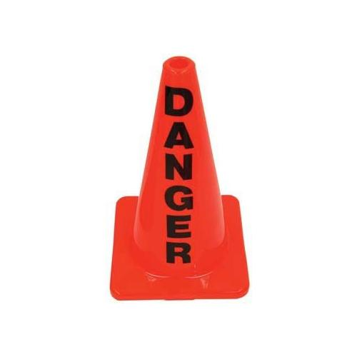 "18"" Message Cone - Danger"