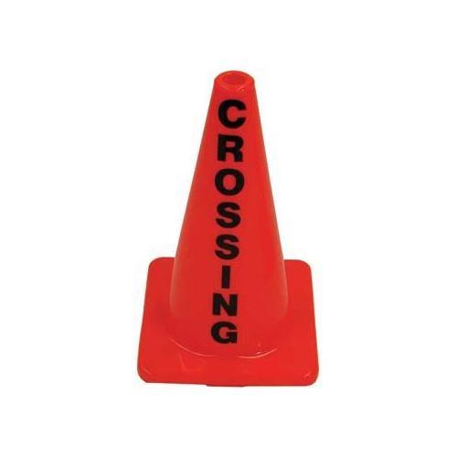 """18"""" Message Cone - Crossing"""