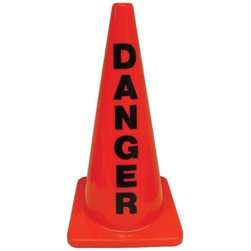 "28"" Message Cone - Danger"