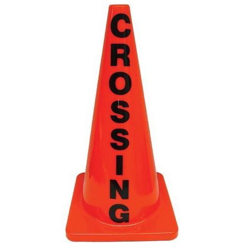 """28"""" Message Cone - Crossing"""