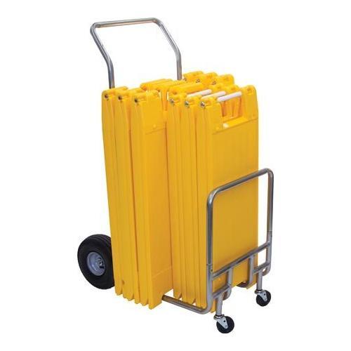Folding Sign Cart