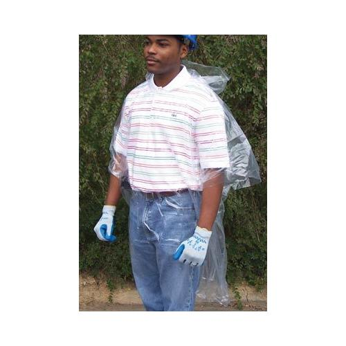 Disposable Ponchos - Clear (Dozen)
