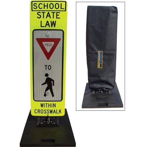 Ped-in-a-Bag - Yield to Pedestrians (School Version)