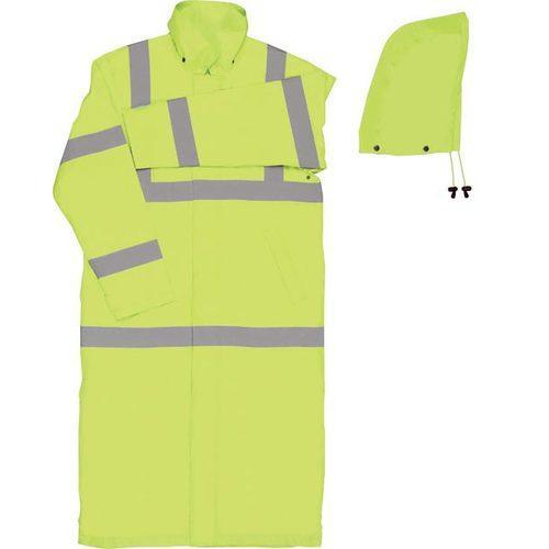 "50"" Rain Coat Lime-XL"