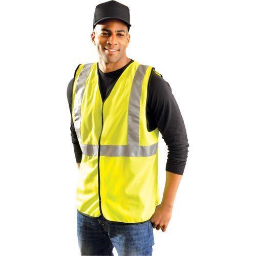 Standard ANSI Class 2 Safety Vest - 4XL