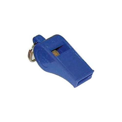 Colored Officials Whistle - Blue