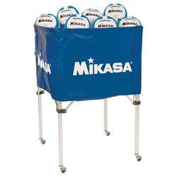 Mikasa Folding Ball Cart - Blue