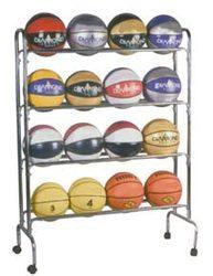 4-Shelf Economy Ball Rack