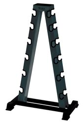 2-Sided A-Frame Dumbell Rack