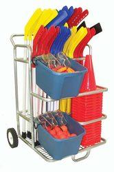 Hockey Equipment Cart